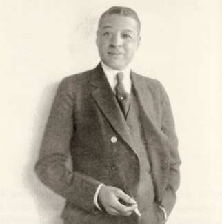 Bert Williams - gentleman
